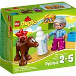 Конструктор LEGO Телёнок 14*12*6 10521