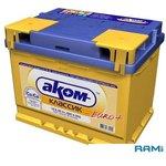 Автомобильный аккумулятор AKOM 6СТ-60 Евро