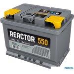 Автомобильный аккумулятор AKOM Reactor 6CT-55 (55 А/ч)