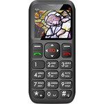 Мобильный телефон BQ-Mobile Arlon Black [BQM-1802]