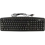 Клавиатура RITMIX RKB-141 Black USB