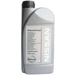 Трансмиссионное масло Nissan Differential Fluid GL-5 80W-90 1л