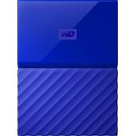 Внешний жёсткий диск WD 1Tb My Passport Portable WDBYNN0010BBL-WESN
