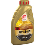 Моторное масло Лукойл Люкс cинтетическое API SN/CF 5W-40 1л
