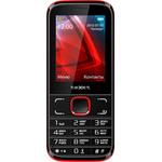 Мобильный телефон TeXet TM-D226 Black/Red