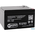 Аккумуляторная батарея Kiper GP-12120