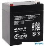 Аккумуляторная батарея Kiper GP-1245