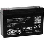 Аккумуляторная батарея Kiper GP-6120