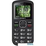 Мобильный телефон teXet TM-B220 цвет черный-красный