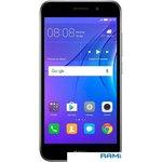 Смартфон Huawei Y3 2017 (серый) [CRO-U00]