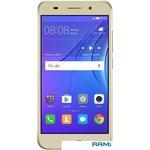 Смартфон Huawei Y3 2017 (золото) [CRO-U00]