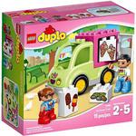 Конструктор LEGO 10586 Ice Cream Truck