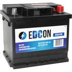 Автомобильный аккумулятор EDCON DC52470R (52 А·ч)