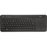 Клавиатура Trust Veza Wireless Touchpad (21469)