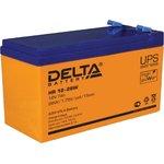 Аккумулятор Delta HR 12-28W 12В 7Ач
