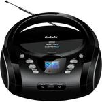 Аудиомагнитола BBK BX165BT Black