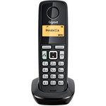 Радиотелефон DECT Siemens GIGASET A220H Black