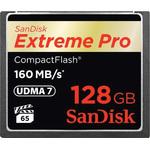 Карта памяти SanDisk Extreme Pro CompactFlash 128GB [SDCFXPS-128G-X46]