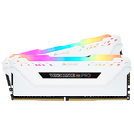 Оперативная память Corsair Vengeance PRO RGB 2x8GB DDR4 PC4-24000 CMW16GX4M2C3000C15W