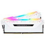 Оперативная память Corsair Vengeance PRO RGB 2x8GB DDR4 PC4-24000 CMW16GX4M2C3000C15W