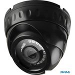 CCTV-камера Ginzzu HAD-2035O (черный)