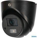 Камера видеонаблюдения Dahua DH-HAC-HDW1220GP-0360B 3.6-3.6мм