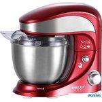 Кухонный комбайн Delta Lux DL-5070P (красный)