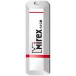USB Flash Mirex Knight White 64GB [13600-FMUKWH64]