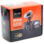 Видеорегистратор Mio MiVue 668 Black