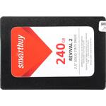Накопитель SSD SmartBuy 240Gb Revival 2 (SB240GB-RVVL2-25SAT3)