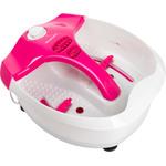 Гидромассажная ванночка для ног Rolsen FM-204 White/Purple