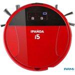 Робот для уборки пола Panda Clever i5 (красный)
