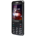 Мобильный телефон Ginzzu M108D Black