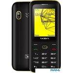 Мобильный телефон TeXet TM-517R (черный)