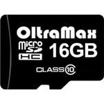 Карта памяти Oltramax microSDHC Class 10 16GB