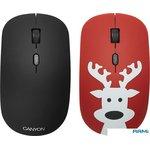 Мышь Canyon CND-CMSW400DR