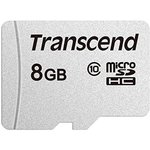Карта памяти Transcend microSDHC 300S 8GB TS8GUSD300S