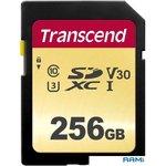 Карта памяти Transcend SDXC 500S 256GB TS256GSDC500S