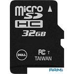 Карта памяти Dell microSDHC 385-BBKK 32GB