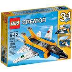 Конструктор LEGO Creator 31042 Реактивный самолет (Super Soarer)
