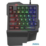 Клавиатура Ritmix RKB-209BL