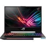 Ноутбук ASUS ROG Strix SCAR II GL504GW-ES076T