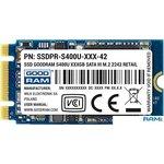 SSD GOODRAM S400U 240GB SSDPR-S400U-240-42