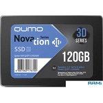 SSD QUMO Novation 3D 120GB Q3DT-120GAEN