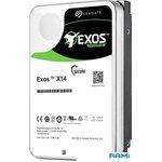 Жесткий диск Seagate Exos X14 14TB ST14000NM0018