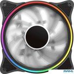 Вентилятор для корпуса GameMax FN-12Rainbow-W