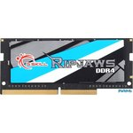 Оперативная память G.Skill Ripjaws 4GB DDR4 SODIMM PC4-24000 F4-3000C16S-8GRS