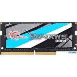Оперативная память G.Skill Ripjaws 16GB DDR4 SODIMM PC4-21300 F4-2666C19S-16GRS