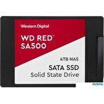 SSD WD Red SA500 NAS 4TB WDS400T1R0A