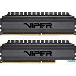 Оперативная память Patriot Viper 4 Blackout 2x8GB DDR4 PC4-32000 PVB416G400C9K